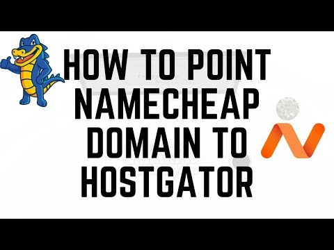 How To Point Namecheap Domain To Hostgator Hosting