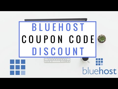 Bluehost Coupon Code 2020 | Bluehost Discount + Free Domain Name