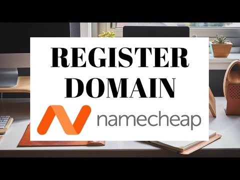 How To Register A Domain Name With Namecheap | Namecheap Tutorial
