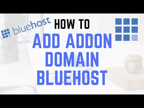 How To Add Addon Domain In Bluehost Hosting | Easy Tutorial