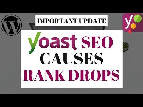 URGENT Yoast SEO WordPress Plugin v7 Bug Causes Ranking Drops In Search Engines