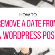 remove-a-date-from-a-wordpress-post