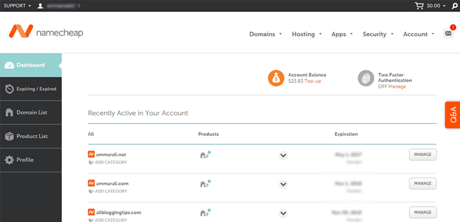 namecheap-account-dashboard