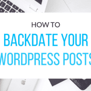 back-date-wordpress-posts