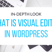 what-is-visual-editor-mode-in-wordpress
