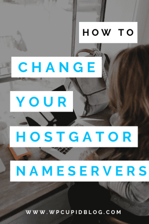 how-to-change-nameservers-in-hostgator